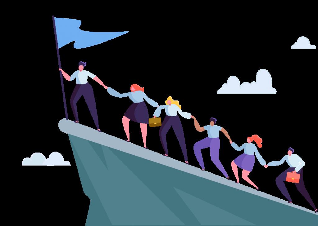 Organisaties helpen boven zichzelf te doen uitstijgen