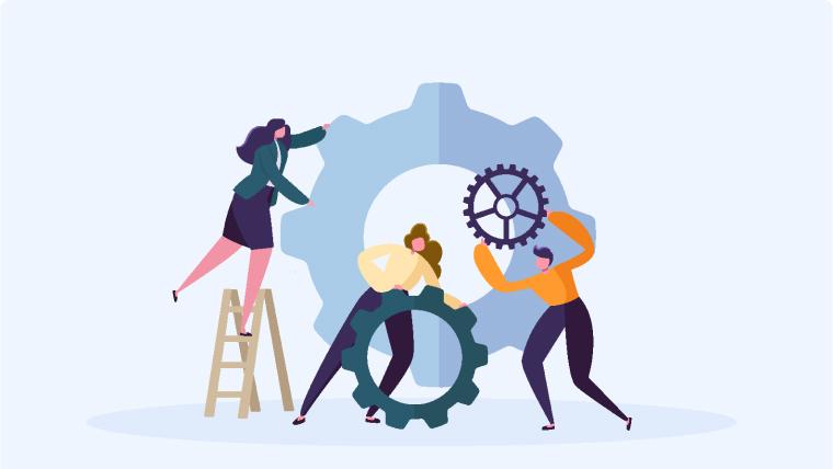 Hoe transformeer je een top-down gerichte organisatie naar een horizontale klantgerichte organisatie?